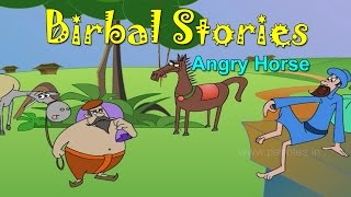 Furious Horse   Bengali Stories for Kids   Akbar & Birbal Stories for Children HD