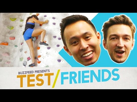 Can You Rock Climb Without Ropes • The Test Friends
