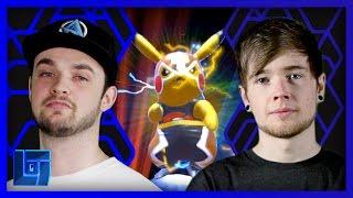 DanTDM VS Ali-A: Minecraft & Pokken Tournament - Legends of Gaming Live 2016