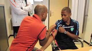 البرازيلي ناثان يجتاز الفحص الطبي في هولندا