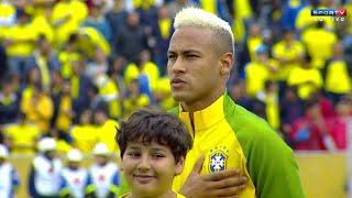 Neymar vs Ecuador (Away) 16-17 HD 720p (01/09/2016)