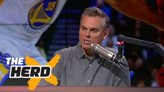 Scottie Pippen is wrong about Steph Curry not being dominant | THE HERD