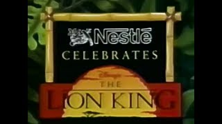 Nestle Foods Cool Creations 1994 TV Commercial HD