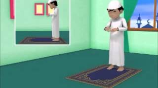 How to Pray like the Prophet Muhammad salallahu alayhi wa sallam - 2 RAKAT PRAYER - Detailed Guide.