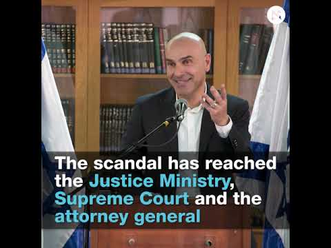 "Xxx Mp4 A ""sex For Judicial Appointments"" Scandal Is Rocking Israel's Justice System 3gp Sex"