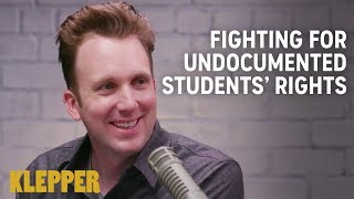 Fighting for Undocumented Kids' Rights & Using the Bible for Social Justice - Klepper Podcast