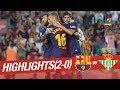 Download Video Download Resumen de FC Barcelona vs Real Betis (2-0) 3GP MP4 FLV