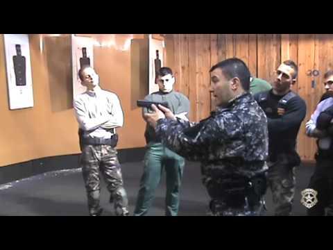 curso de tiro defensivo policial