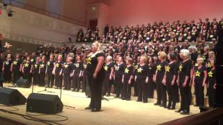You Get What You Give - Rock Choir