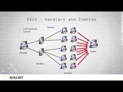 Common Network Attacks and Countermeasures (CISSP Free by Skillset.com)