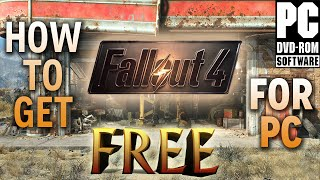 How To Download Fallout 4 for PC for FREE! (Windows 7/8/10) EASY TUTORIAL!