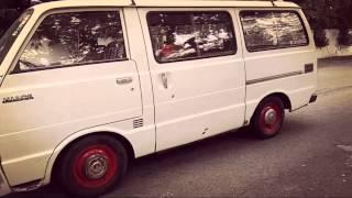 Toyota Hiace Rh20