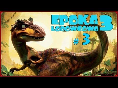 Zagrajmy w Epoka Lodowcowa 3 Era Dinozaurów 3 Wielka Dinozaurzyca