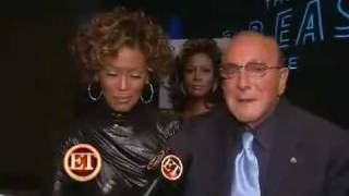 Whitney Houston presents I Look To You in New York City