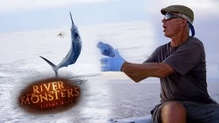 New Season Preview: Speeding Away From a Marlin - River Monsters