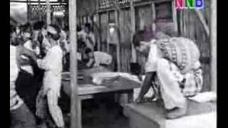 Pendekar Bujang Lapuk (Silat Brawl at the Jetty)