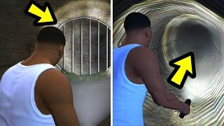 GTA 5 - Where Do The Sewer Pipes Go?