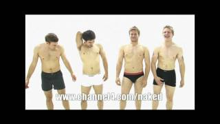 How to Look Good Naked - Mens underwear ergowear, Equmen & HOM