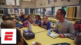 A day with the fourth graders of Warriors