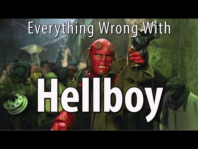 Everything Wrong With Hellboy In 16 Minutes Or Less