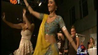 رقص شاد ایرانی انتخابی و در آخر رقص بابا کرم خردادیان  1 TV P