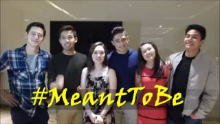 The Cast of Meant To Be