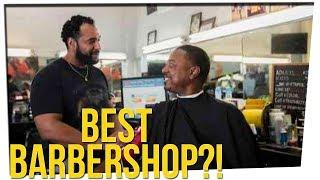 Barbershops Added Pharmacists to Help Community ft. Gina Darling & DavidSoComedy