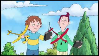 Horrid Henry | Plane Races