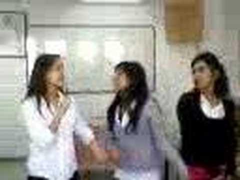 liseli;kızların;boş derste yaptıkları