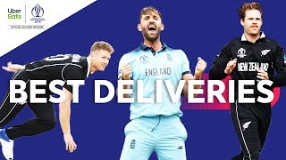 UberEats Best Deliveries of the Day   England vs New Zealand   ICC Cricket World Cup 2019