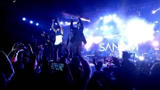 Hai apna dil to awara by Sanam puri live in concert guwahati 9_ Dec 2017..