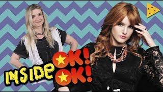 Todos odeiam Bella Thorne   INSIDE OKOK