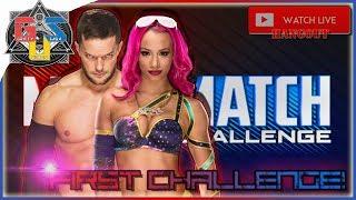 WWE MIXED MATCH CHALLENGE Live Stream Week 1 Full Show REACTION + Hangout HD January 16 2018