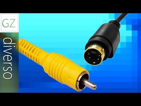 Xxx Mp4 GZ ¿Cuál Es La Diferencia Entre S Video Y Compuesto El Cable Amarillo 3gp Sex