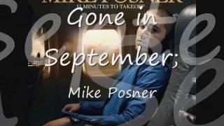 Mike Poser Gone in September {lyrics}