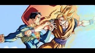 goku vs superman - (verdadero ganador) 100% pruebas y honestidad