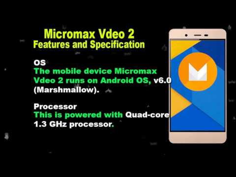 Xxx Mp4 Features And Specification Of Micromax Vdeo 2 3gp Sex