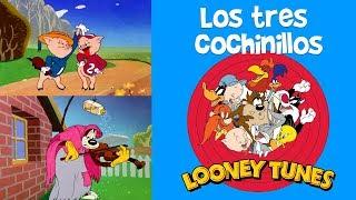 Lo Mejor de Looney Tunes en Español Latino | Los Tres Cochinillos | Dibujos Animados Clásicos HD