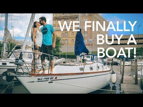WE BUY A TARTAN 37 SAILBOAT | Sailing Soulianis - Ep. 6
