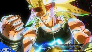 DRAGON BALL XENOVERSE 2 | SECRET ENDING MISSION - Super Saiyan 3 (SSJ3) BARDOCK VS MIRA Gameplay!