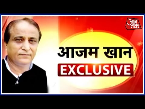 Exclusive Interview: Azam Khan On PM Modi's Victory In Uttar Pradesh