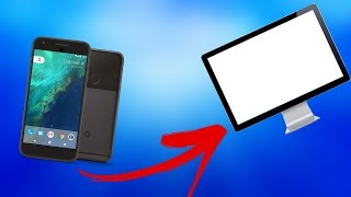 How to put Your Phone Screen on  Your Computer!