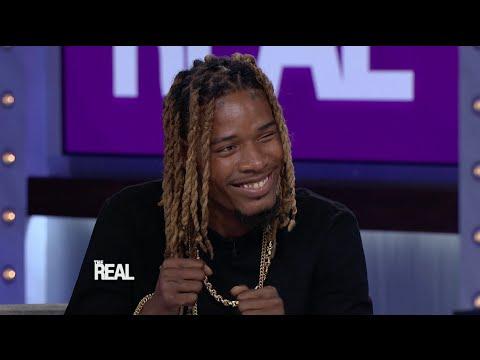Fetty Wap Surprises the Hosts with Rap Names!