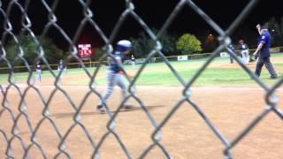 Mason hits home run #9