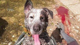 Far Cry 5 Rae-Rae's Pumpkin Farm - Meet Boomer