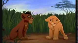Król Lew 2 Czas Simby Clip [Dubbing PL] (Wersja DVD)