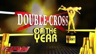 Double-Cross of the Year: 2013 Slammy Award Presentation