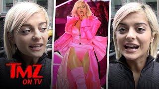 Bebe Rexha Gives Sexy Lingerie Advice | TMZ TV