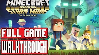 MINECRAFT STORY MODE SEASON 2 Episode 1 Gameplay Walkthrough Part 1 FULL GAME (1080p) No Commentary