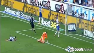 اهداف مباراة ريال مدريد واسبانيول 4 1